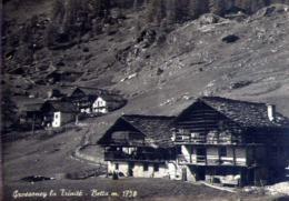 Gressoney - Aosta - La Trinitè - Betta - Formato Grande Viaggiata – E 14 - Aosta