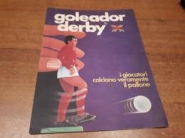 Old Brochure, Prospect - Goleador Derby, Harbert - Andere Verzamelingen