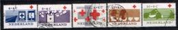 PAYS-BAS /Oblitérés/Used/ 1963 - Centenaire De La Croix Rouge Internationale - Period 1949-1980 (Juliana)