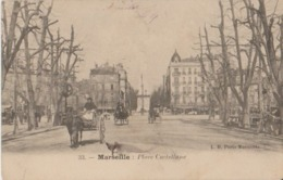 13 Marseille Place Castellane Attelage - S47 - Castellane, Prado, Menpenti, Rouet