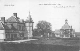 France 27 Eure Bourgtheroulde La Ferme Du Logis Et Le Colombier     Barry 706 - Bourgtheroulde