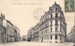 France 31 Haute Garonne   Toulouse Rue De Languedoc L.M.  Tram Tramway      Barry 742 - Toulouse