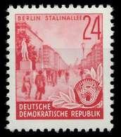 DDR 1953 Nr 371XI Postfrisch X89635E - [6] Democratic Republic