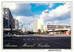 95 - Argenteuil - Avenue Marcel Cachin - Flamme Postale De Argenteuil - Voir Scans Recto-Verso - Argenteuil