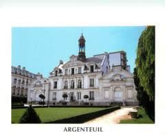 95 - Argenteuil - Ecole Municipale De Musique Et De Danse - Ancienne Mairie - Voir Scans Recto-Verso - Argenteuil