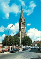 95 - Argenteuil - L'Eglise - Automobiles - Voir Scans Recto-Verso - Argenteuil