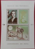 BELGIUM : BLOK  ELISABETH 1+2 - Blocks & Sheetlets 1962-....
