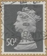 GB SG U2925 2012 50p SecUrity M12L Good/fine Used [35/29703/ND] - 1952-.... (Elisabeth II.)