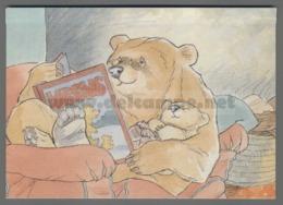 V9558 Animali ORSO BEAR ILLUSTRAZIONE BARBARA FIRTH - Orsi