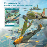 Djibouti 2019    Operation Market Garden ,World  War II  \S201910 - Djibouti (1977-...)