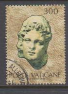 Vatican City S 750 1983 Art 2nd Issue,300 Lire Used - Vatikan