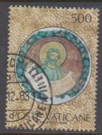 Vatican City S 752 1983 Art 2nd Issue,500 Lire Used - Vatican