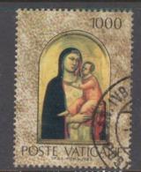 Vatican City S 753 1983 Art 2nd Issue,1000 Lire Used - Vatikan