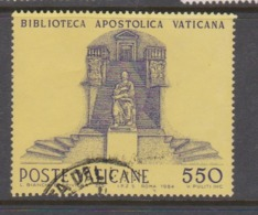 Vatican City S 766 1984 Cultural Institutions. 550 Lire Used - Vatican