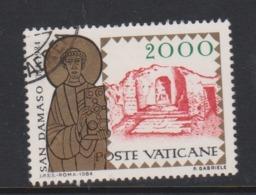 Vatican City S 782 1984 Pope St Damasus I.,2000 Lire Used - Vatican