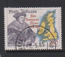 Vatican City S 783 1985 St Thomas More. 250 Lire Used - Vatikan