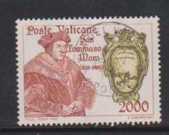 Vatican City S 785 1985 St Thomas More. 2000 Lire Used - Vatikan