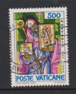 Vatican City S 786 1985 1100th Death Anniversary Of St Methodius.500 Lire Used - Vatikan