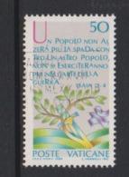 Vatican City S 805 1986 International Peace Year. 50 Lire,used - Vatican