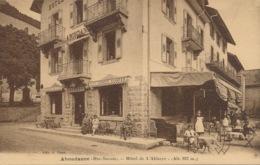 I170 - 74 - ABONDANCE - Haute-Savoie - Hôtel De L'Abbaye - Abondance