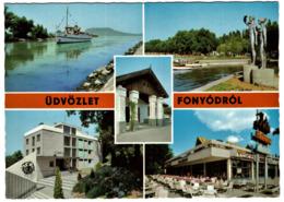 Fonyód - Ungheria