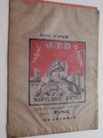 Tabac J.T.D. - EL MARINO / MARYLAND Extra / 100 Grammes ( Sachet / Zakje ) > ( Zie / Voir / See Photo ) ! - Portapipe