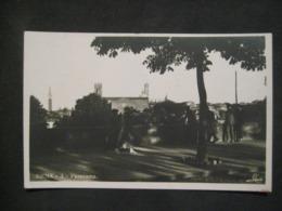 SIENA DA VEDERE CPA FOTO ANIMATA - Siena