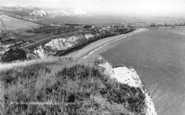 Dover From Shakespeare Cliff, Coast, Panorama - Inglaterra