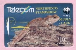 New Zealand - Private Overprint - 1993 Northpex 93 Stampshow $10 - VFU - NZ-PO-32 - Neuseeland