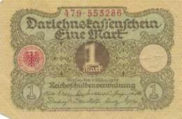 Numismatique -B3729 -Allemagne  1 Mark 1920 ( Catégorie,  Nature état ... Scans)-Envoi Gratuit - [ 3] 1918-1933: Weimarrepubliek