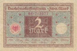 Numismatique -B3729 -Allemagne 2 Mark 1920 ( Catégorie,  Nature,  état ... Scans)-Envoi Gratuit - 1918-1933: Weimarer Republik