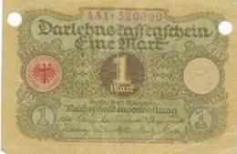 Numismatique -B3729 -Allemagne 1 Mark 1920 ( Catégorie,  Nature,  état ... Scans)-Envoi Gratuit - [ 3] 1918-1933: Weimarrepubliek