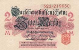 Numismatique -B3729 -Allemagne 2 Mark 1914 ( Catégorie,  Nature,  état ... Scans)-Envoi Gratuit - [ 2] 1871-1918 : Empire Allemand