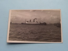 Duchess Of YORK > London ( Fotokaart / Verzameling Verhoeven ) Anno 19?? ( Zie/voir Photo ) ! - Passagiersschepen
