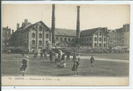 Dieppe-Manufacture De Tabac - Dieppe