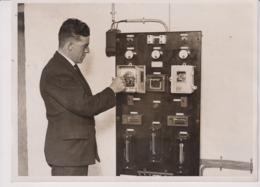 HOSPITAL'S WONDER WIRELESS AUTOMATICALLY SWITCH LAMBETH HOSPITAL   +- 20*15CMFonds Victor FORBIN (1864-1947) - Personalidades Famosas