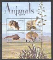 K1159 !!! LAST ONE IN STOCK !!! LESOTHO FAUNA ANIMALS OF AFRICA 1KB MNH - Briefmarken