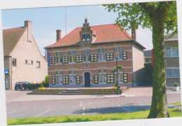 Wichelen - Deelgemeente Schellebelle - Het Gemeentehuis - Wichelen