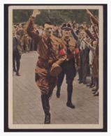 """DT- Reich (004379) Propaganda Sammelbild """"Kampf Ums Dritte Reich"""" Bild 42, Nürnberg 1929 - Deutschland"""