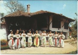 """Kosovo - Autonomous Province Of Kosovo And Metohija - Ensemble ,,Shota"""" - Girls - Folklore - Serbia,Yugoslavia - Kosovo"""