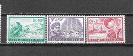 België 1966 Y&T Nr° 1391/93 (**) - Unused Stamps