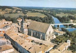 GUÎTRES - L'Eglise Romane Et La Vallée De L'Isle - France