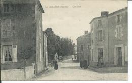 La Caillère- Une Rue - Autres Communes
