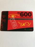 Bangladesh - Prepaid Card - Easy 600 Units - Bangladesh
