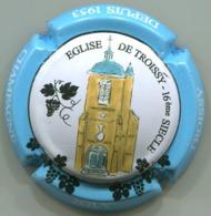 CAPSULE-CHAMPAGNE JOLY N°26 Eglise Ctr Bleu Ciel - Champagnerdeckel