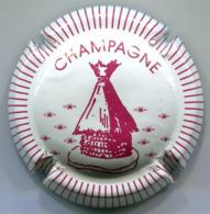 CAPSULE-CHAMPAGNE CO.GE.VI. N°03 Rouge Striée - Autres