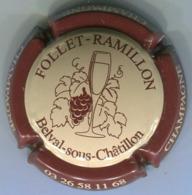 CAPSULE-CHAMPAGNE FOLLET-RAMILLON N°01 Grappe épaisse - Autres
