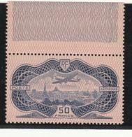 PIA - FRA - 1936 : Aereo Che Sorvola Parigi - (Yv P.A. 15) - Aerei