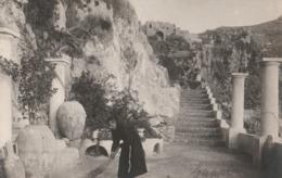 Cartolina - Postcard / Non  Viaggiata - Unsent / Capri, Monaco Al Lavoro - Italia
