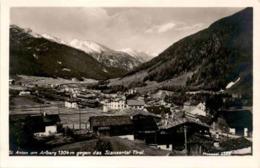 St. Anton Am Arlberg Gegen Das Stanzertal, Tirol (6565) - St. Anton Am Arlberg